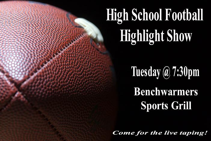 The High School Sports Highlight Show!