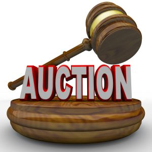 The Auction is Back!